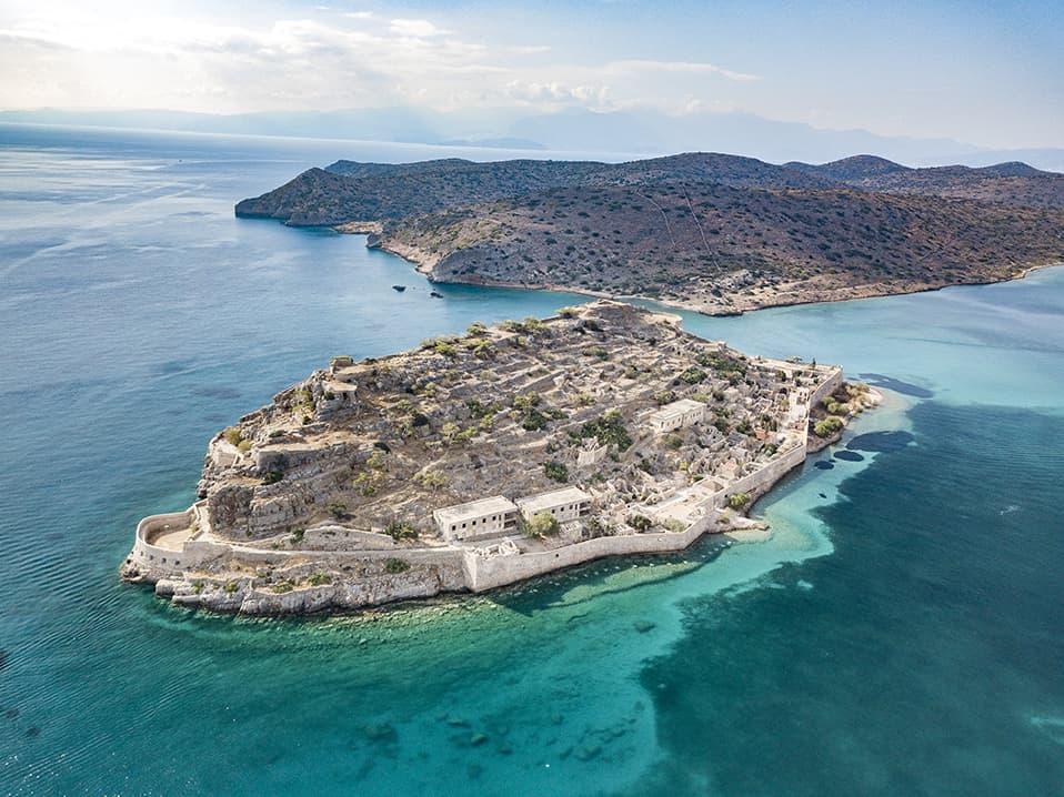 The Island Of Spinalonga